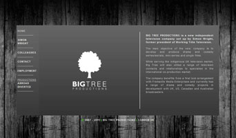 Big Tree Productions logo