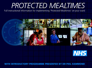 Protected Mealtimes NHS Video