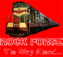 Rock Forge Branding
